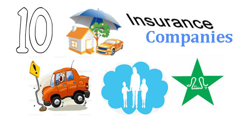 Top 10 Life Insurance Companies in Pakistan