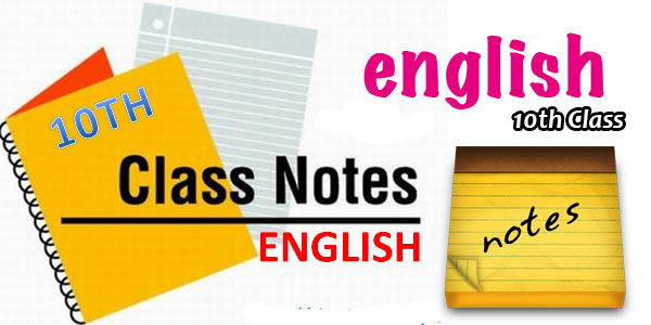 2nd Year English Notes Part 1 & 2 Solved Questions