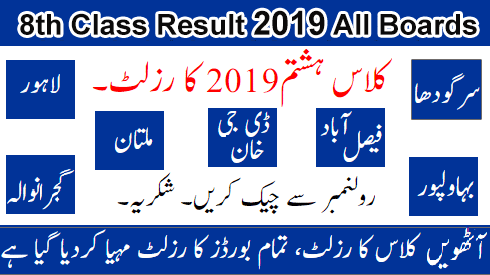 8th-class-result-2019