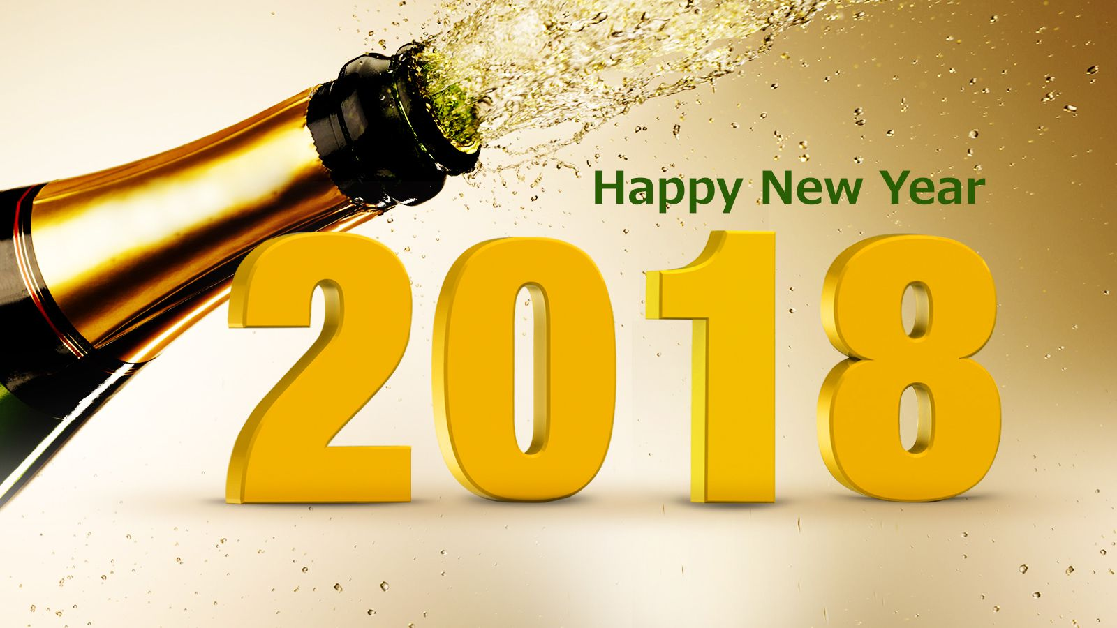Happy New Year 2018 Images, Photos & Wallpapers