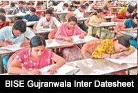 bise-gujranwala-inter-date-sheet