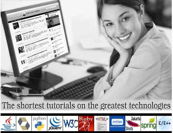 easy-free-tutoriasl-website-tutorialspoint