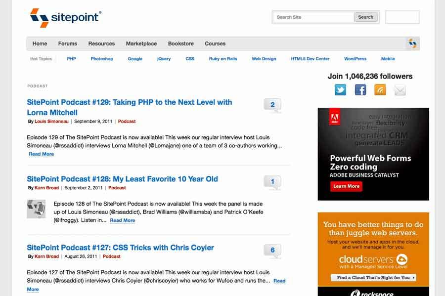 sitepoint-website-snapshot