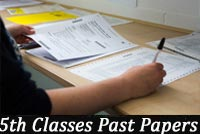 5th-class-past-papers