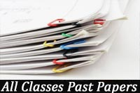 all-classes-pastpapers