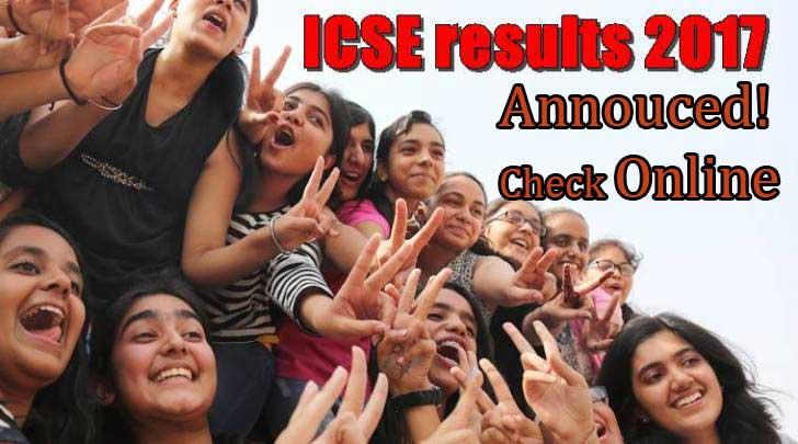 icse-result-2017