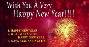 happy new year 2020 shayar In Urdu Hindi english