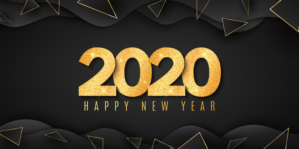 Happy New Year 2020 Images in Advanced