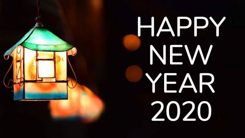 Happy New Year 2020 Pictures
