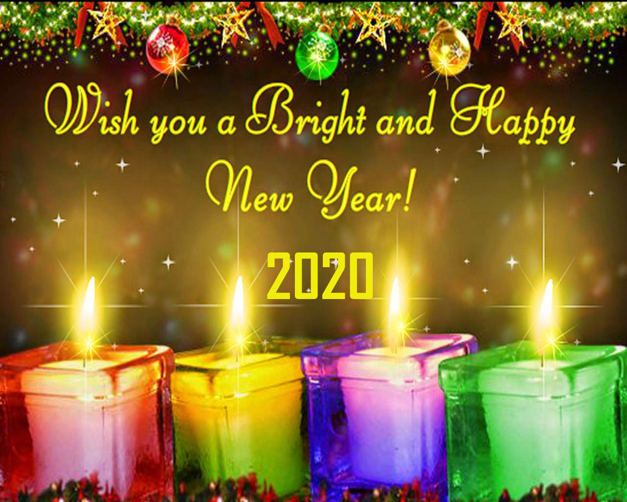 Happy New Year 2020 Wishes Greetings Messages