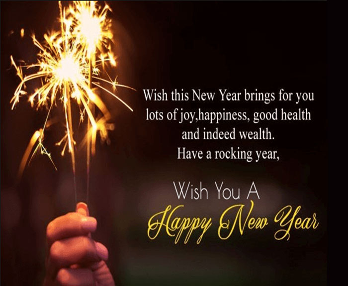 Happy New Year 2020 Wishes Greetings