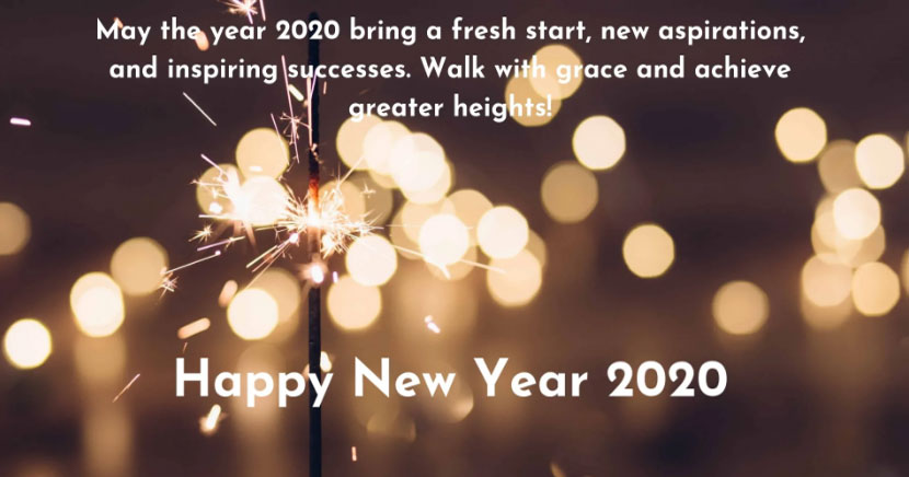 Inspiring-New-Year 2020 Quote-images