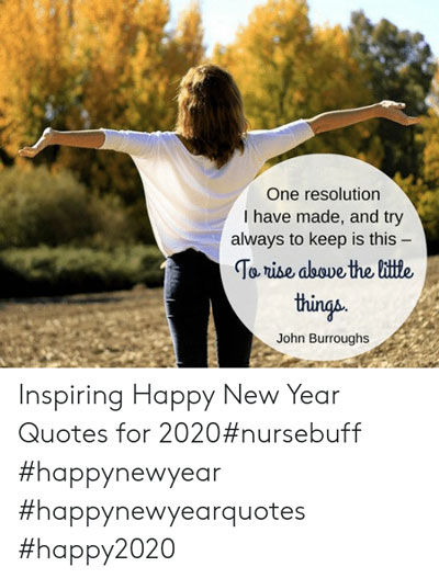 New Year 2020 Positive Quotes